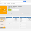 Fast Bird Delivery App